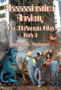 Barry K. Nelson's, Assassination Anxiety, The McKenzie Files-2