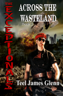 Teel James Glenn's Across The Wasteland