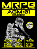 Martial Role-Playing Game MRPG