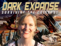 MilSciFi.com interviews Nancy Fulda, Dark Expanse: Surviving The Collapse